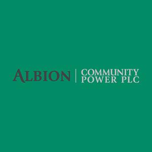 Albion Community Power PLC